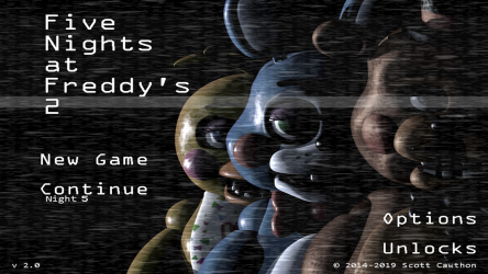 Captura 2 de Five Nights at Freddy's 2 para android