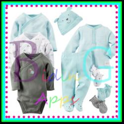 Captura 1 de Diseño de ropa de bebé para android