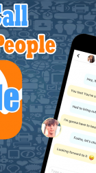 Imágen 8 de New 𝑶𝒎𝒆𝒈𝒆𝒍 chat Tips live Video call app para android