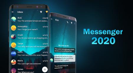 Imágen 2 de Nueva versión messenger 2021 para android