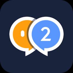 Screenshot 1 de Heyy-2Space: 2 cuentas para 2 whatsapp, clone apps para android