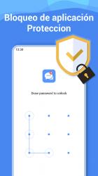 Captura de Pantalla 6 de Heyy-2Space: 2 cuentas para 2 whatsapp, clone apps para android
