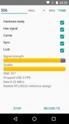 Imágen 3 de DVB-T Driver para android