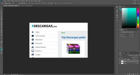 Captura de Pantalla 2 de Adobe Photoshop CC para windows