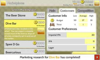 Imágen 4 de Fiz : The Brewery Management Game para windows