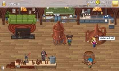 Screenshot 1 de Fiz : The Brewery Management Game para windows