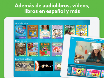 Captura 4 de Epic Libros para niños para android
