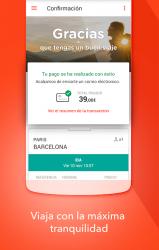 Imágen 4 de OUI.sncf : Billetes de Tren y Autobús para Francia para android