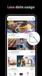 Captura de Pantalla 4 de TikTok Lite para android