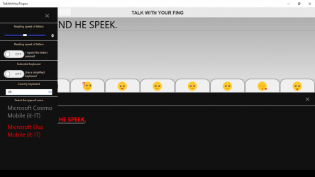 Screenshot 5 de TALK WITH YOUR FINGERS para windows