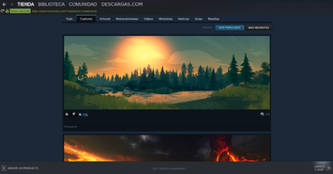 Screenshot 3 de Steam para windows