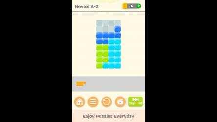 Screenshot 3 de Puzzledom - Classic puzzles all in one para windows