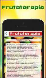 Captura 3 de Frutoterapia para windows