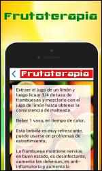 Screenshot 6 de Frutoterapia para windows