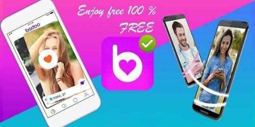 Captura de Pantalla 3 de tips For Badoo Dating App para android