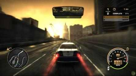 Captura 2 de Need for Speed Most Wanted para windows