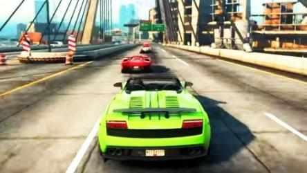 Captura de Pantalla 5 de Need for Speed Most Wanted para windows