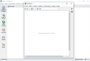 Captura de Pantalla 2 de CmapTools para windows