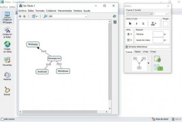 Captura 4 de CmapTools para windows