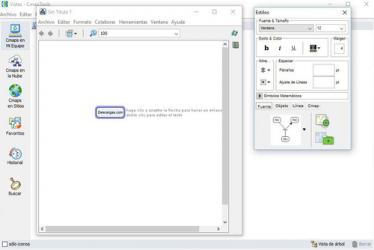 Captura de Pantalla 3 de CmapTools para windows