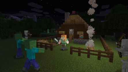 Captura de Pantalla 5 de Minecraft para android