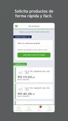 Captura de Pantalla 3 de Móvil Banking Personal BHDLeón para android