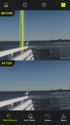 Screenshot 4 de Photo Retouch - AI Eliminar objetos de las fotos para android