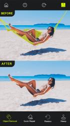 Screenshot 2 de Photo Retouch - AI Eliminar objetos de las fotos para android
