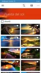 Screenshot 4 de backiee - Wallpaper Studio 10 para windows