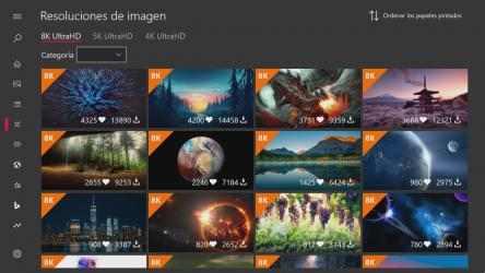 Screenshot 12 de backiee - Wallpaper Studio 10 para windows