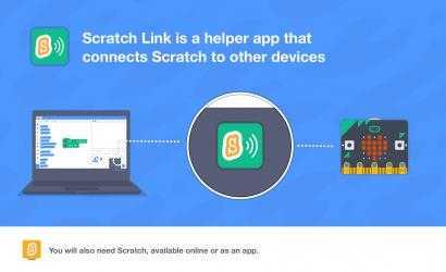 Captura 1 de Scratch Link para windows