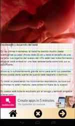 Screenshot 3 de Embarazo semana a semana para windows
