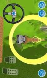 Captura de Pantalla 3 de Extreme Car Hill Climb 3D para windows