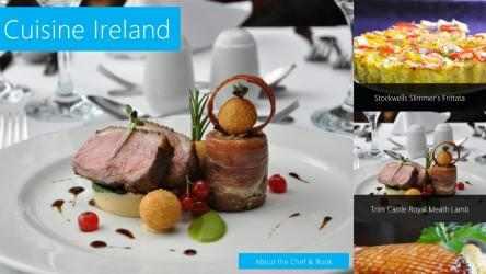 Captura 1 de Cuisine Ireland para windows