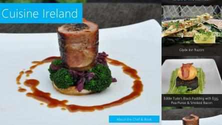 Captura de Pantalla 2 de Cuisine Ireland para windows