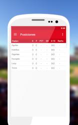 Captura 6 de Béisbol Dominicana 2020 - 2021 para android