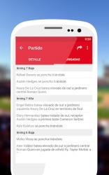 Imágen 5 de Béisbol Dominicana 2020 - 2021 para android