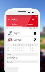 Screenshot 3 de Béisbol Dominicana 2020 - 2021 para android