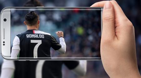 Screenshot 3 de Live Football TV HD para android