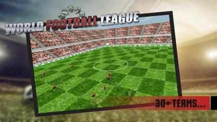 Captura 2 de World FootBall League para windows