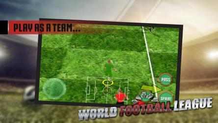 Screenshot 4 de World FootBall League para windows