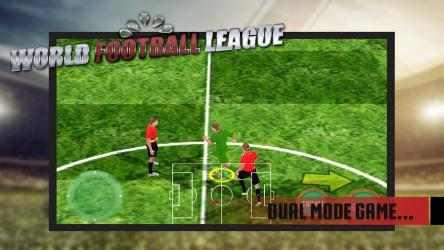 Captura de Pantalla 12 de World FootBall League para windows
