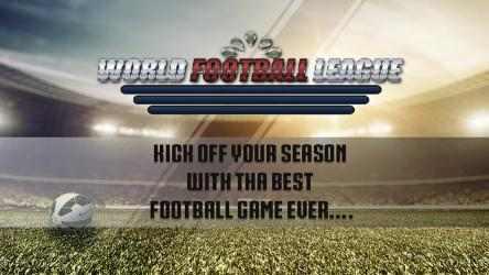 Captura de Pantalla 1 de World FootBall League para windows
