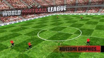 Captura 3 de World FootBall League para windows