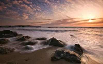 Captura 3 de Beach Sunsets by Josh Sommers para windows