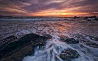 Imágen 2 de Beach Sunsets by Josh Sommers para windows