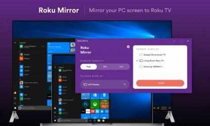 Imágen 1 de Mirror to Roku TV para windows