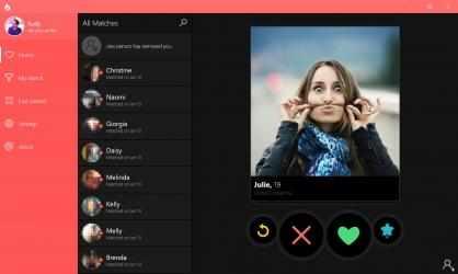 Captura de Pantalla 5 de 6tin - for Tinder para windows
