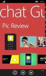 Imágen 3 de Snapchat Guide - New para windows