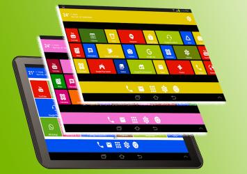 Imágen 11 de Win 10 metro launcher theme 2020 - pantalla de para android